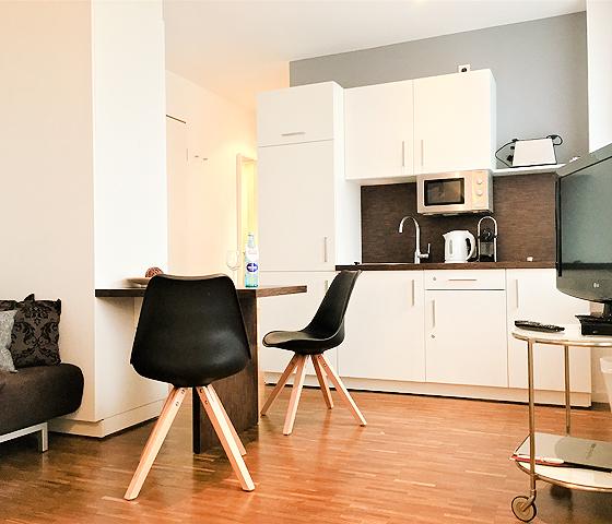 Aria 2 Bedroom Suite: Zeitwohnhaus Suite Hotel & Serviced